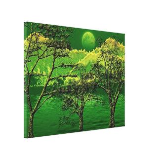 Himalaya 12 Wrapped Canvas Gallery Wrapped Canvas