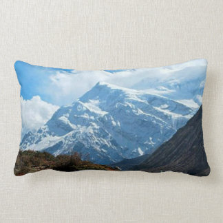 Himalaya Mount Everest India Nepal Travel Summer Pillow