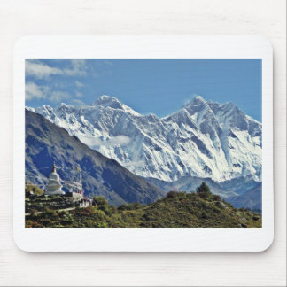 HIMALAYA - One of 1000 views from NEPAL Mouse Pad