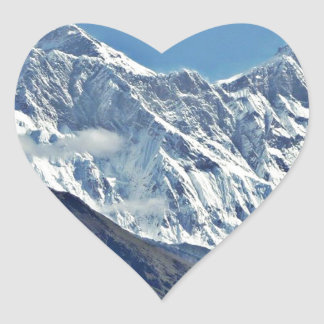 HIMALAYA - One of 1000 views from NEPAL Sticker