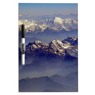 Himalaya Sud Avion Dry Erase Board