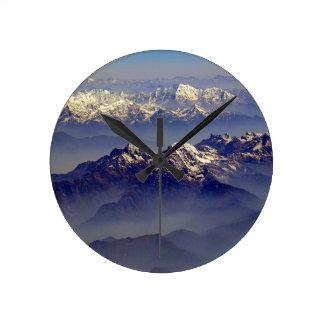 Himalaya Sud Avion Round Clock