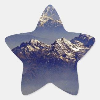 Himalaya Sud Avion Star Sticker