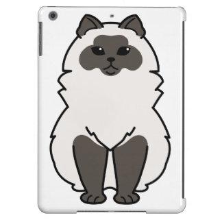 Himalayan Cat Cartoon Case For iPad Air
