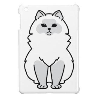 Himalayan Cat Cartoon Case For The iPad Mini