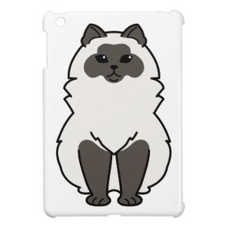 Himalayan Cat Cartoon Cover For The iPad Mini