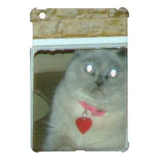 Himalayan Cat Kitty Hat, tee, mousepad, gift, cute iPad Mini Cover
