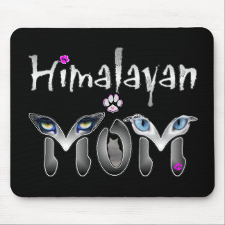 Himalayan Cat Mom Gifts Mouse Pad