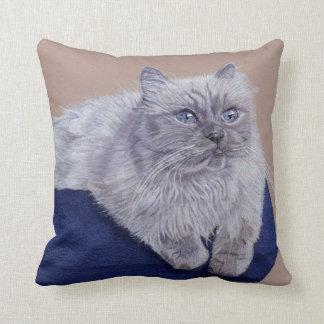 Himalayan Cat Pillow