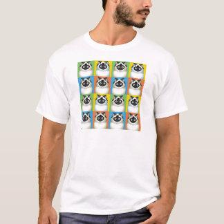Himalayan Cat Pop-Art (Seal) T-Shirt