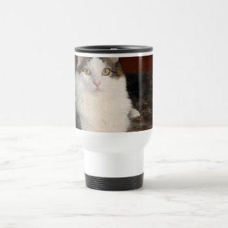 Himalayan Cat Princess 15 Oz Stainless Steel Travel Mug