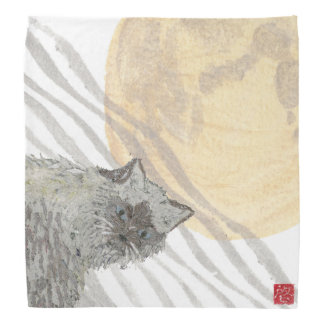 Himalayan Cat, Super Moon Bandana