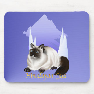 Himalayan Cats Mousepad