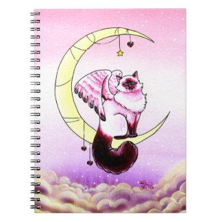 Himalayan Dreams Spiral Note Book