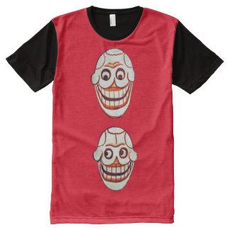 himalayan faces All-Over-Print T-Shirt