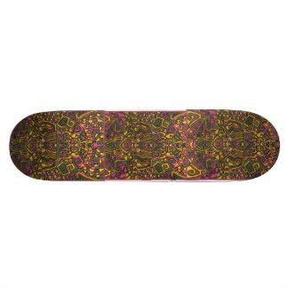 Himalayan Inspirations Skate Board