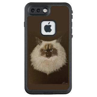 Himalayan Kitty Iphone Case