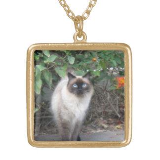 Himalayan Mix cat necklace