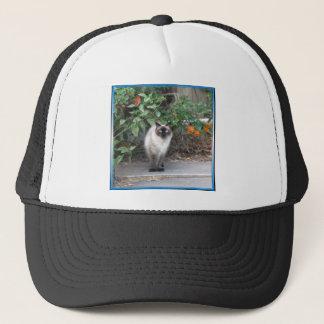 Himalayan Mix cat Trucker Hat