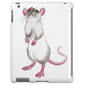 himalayan rat iPad case