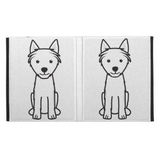 Himalayan Sheepdog Cartoon iPad Cases