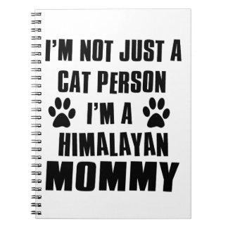 Himalayan shirts Cat Design Journals