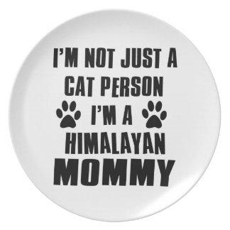 Himalayan shirts Cat Design Plate