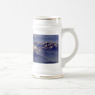 Himalayas Landscape Coffee Mugs