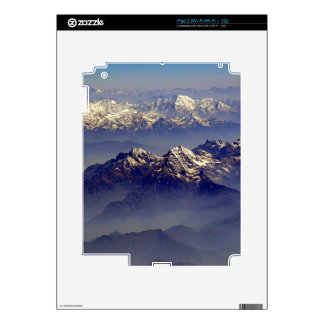 Himalayas Landscape Decal For The iPad 2