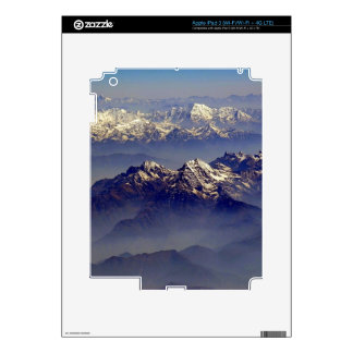 Himalayas Landscape Skin For iPad 3