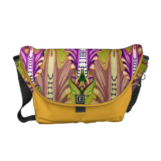 Himantoglossum montis-tauri messenger bag
