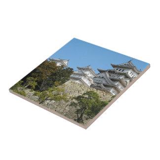 Himeji Castle 姫路城, Hyogo, Japan Tile