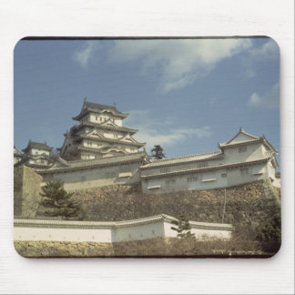 Himeji Castle, Kyoto, completed 1609 Mouse Pad