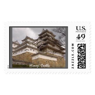 Himeji Castle Postage