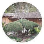 Himeji Japanese garden, Adelaide 3 Dinner Plates
