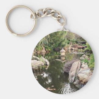 Himeji Japanese Garden, Adelaide 6 Keychain
