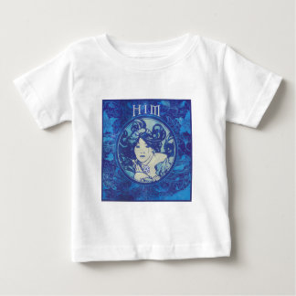 HIMheartagram Vintage Cover Ville Valo Baby T-Shirt