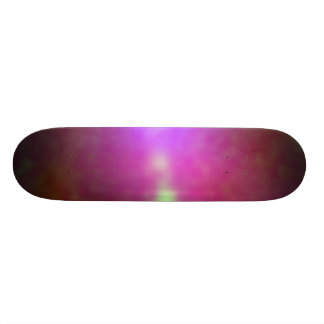 Himiko (Subaru, Hubble, and Spitzer Close-up View) Custom Skate Board