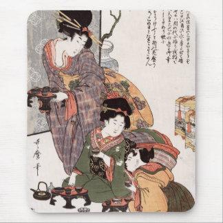 Hinamatsuri (el festival) del chica Kitagawa Alfombrilla De Ratón