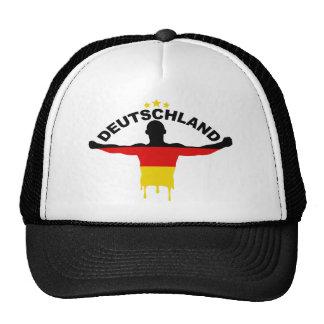 Hincha de alemania gorra