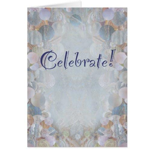 Hincha la tarjeta de felicitación (w/scripture)