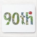 Hinche los 90.os regalos de cumpleaños tapetes de ratones
