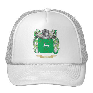 Hinchey Coat of Arms (Family Crest) Trucker Hats