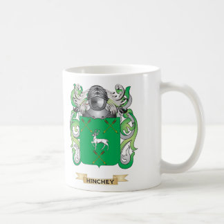 Hinchey Coat of Arms (Family Crest) Coffee Mug