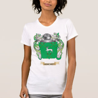 Hinchey Coat of Arms (Family Crest) T-shirts
