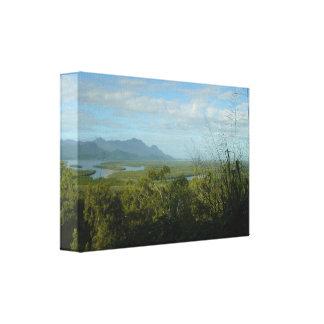 Hinchinbrook Island Stretched Canvas Print