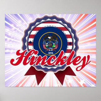 Hinckley, UT Print