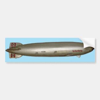 Hindenburg Bumper Sticker