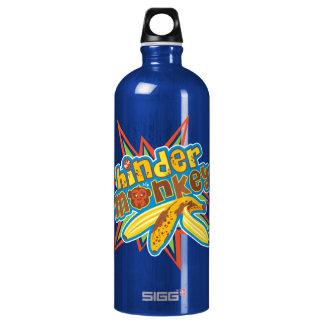 Hinder Monkey Aluminum Water Bottle