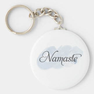 Hindi - Namaste Keychain